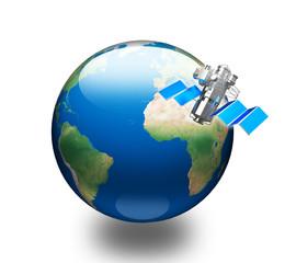 Satellite Terra