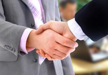handshake formal