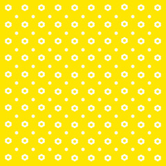 Seamless floral  background. Vector.