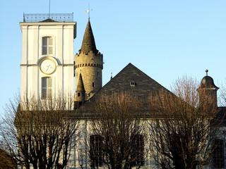 Burgkirche in Friedberg