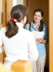 social worker women