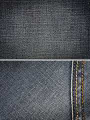 Jeans fabric texture background