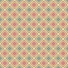 vector strawy seamless color pattern