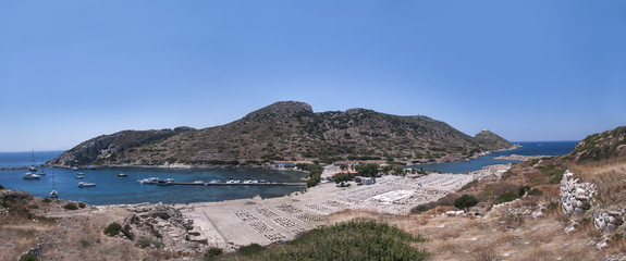 Knidos, Mugla, Turkey