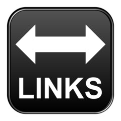 Schwarzer Button: Links