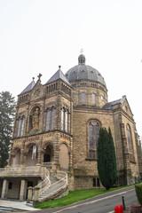 Kirche - Basilika Notre -Dame in St.Avold