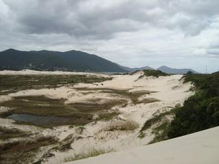 Dunas de Floripa - Brasil