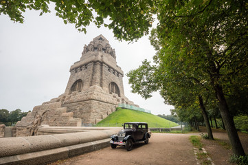 Monument to the Battle of the Nations, Leipzig, Germany