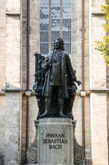 Bach Monument, Leipzig