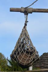 hanging equipment