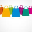 Zdjęcia na płótnie, fototapety, obrazy : sac de shopping
