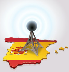 Antenna in Spain