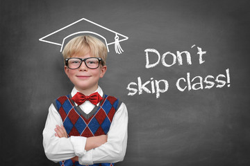 Don´t skip class