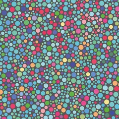 vector dotted abstract colorful background