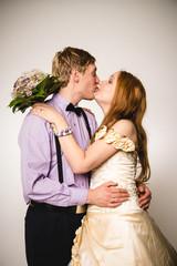 Spaß am Küssen