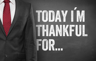 Today I´m Thankful for