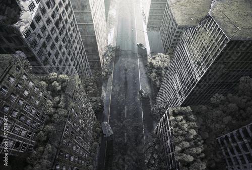 City ruins - 73778467