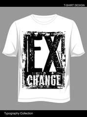 T SHIRT EXCHANGE