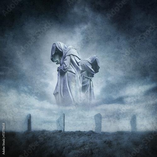 Ancient Stone Circle Ritual - 73778658