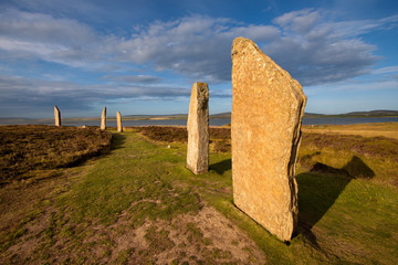 Ring of Brodgar, Orkney, Scotland