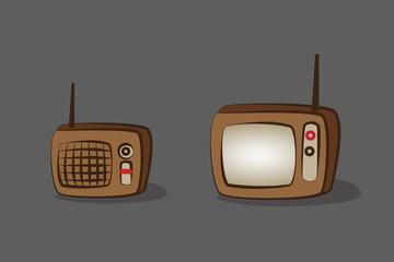 Retro Radio & TV