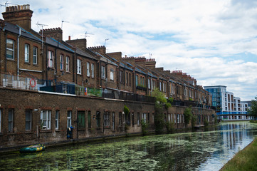 Canale, londra