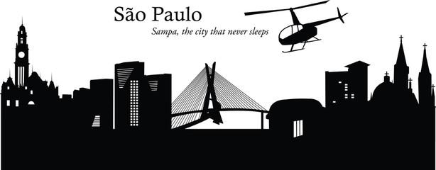 São Paulo Cityscape