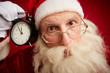 Puzzled Santa