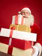 Heap of presents