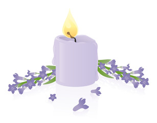 Aromatherapy-Lavender