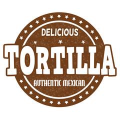 Tortilla stamp