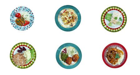 European  Scandinavia cuisine.