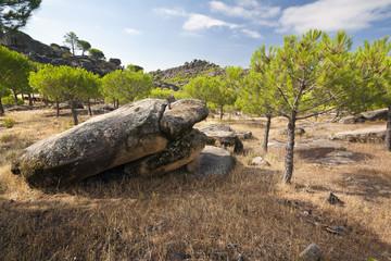Cerro Labros en Cadalso de los Vidrios.Madrid