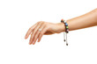 bracelet on a hand isolated - 73789673
