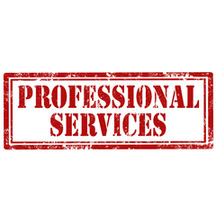 Professional Services-stamp