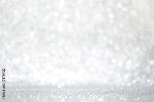 Glittery lights background
