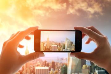 Capturing New York City