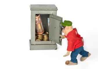 Ladro di soldi