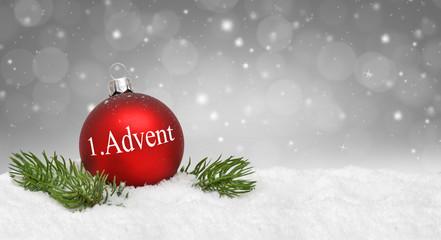 Weihnachtliches / 1.Advent