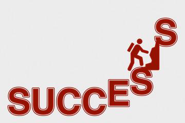 Scalare il successo