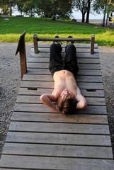 outdoor fitnessstudio