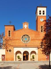 Parish Church of Sant Adria. Catalonia