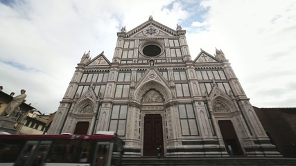 The Duomo Cathedral in Florence