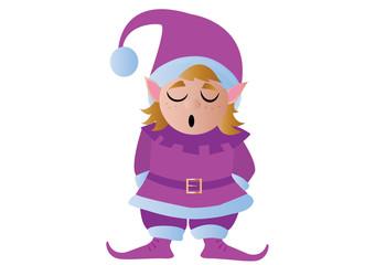 krasnal,elf