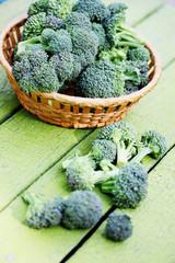 autumn vegetables-broccoli