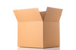 Open cardboard box - 73799407