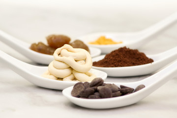 sweets ingredients forconfectionery