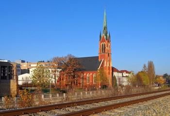 Meissen Kirche Sankt Benno - Meissen church Sankt Benno 01