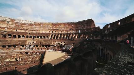 Ancient Colosseum Rome