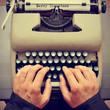 Zdjęcia na płótnie, fototapety, obrazy : merry christmas typewritten in a paper sheet on a typewriter, wi